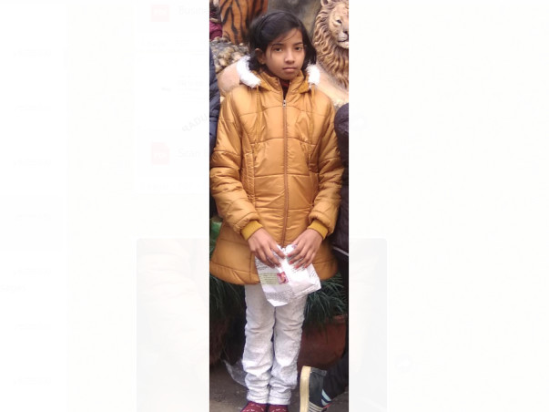 9 Years Old Aushi Sharna Needs Your Help Fight Dumb And Duff