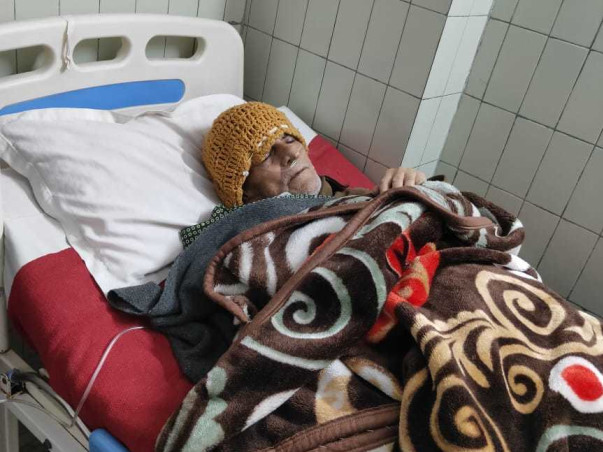 74 Years Old Anwar Mirza Need Your Help Fight Kidney Problem