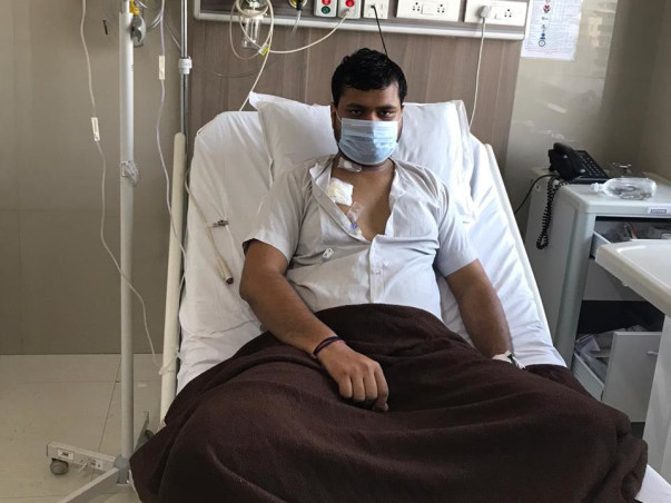 My Brother Is Struggling With Acute Myeloid Leukemia (AML), Help Him