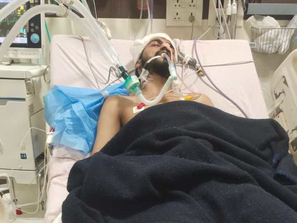 Support Aman Kumar Recover From Accident