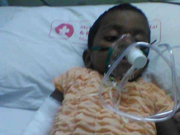 1 year Old Hananya Needs Your Help Fight Leukemia (Blood Cancer)