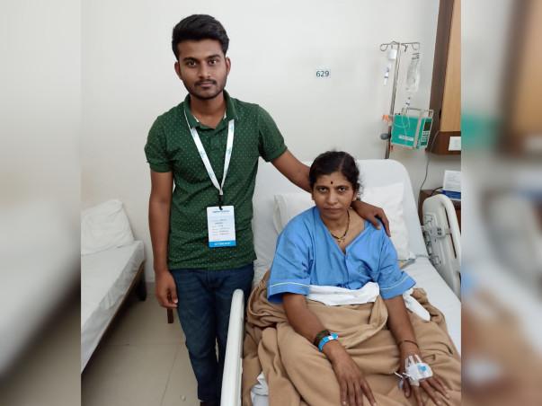 Help My Mother for Liver Transplant