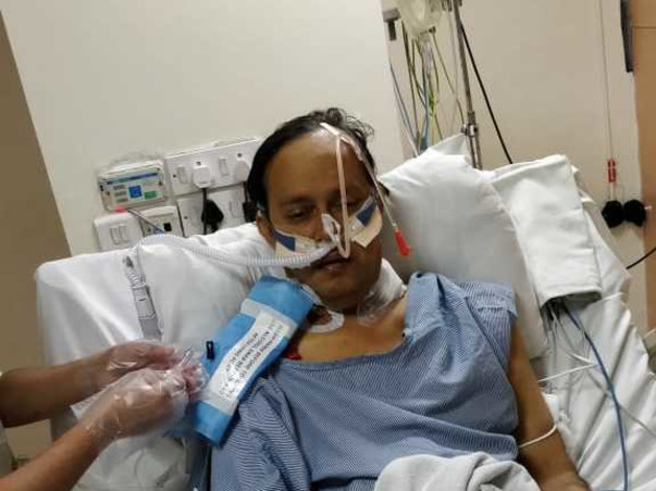 Help Me to Raise Fund for My Father