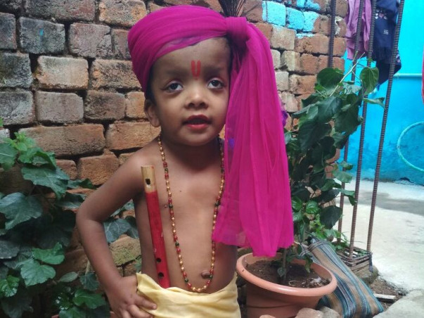 This 7 Years Old Needs Your Urgent Support In Fighting Heart Problem