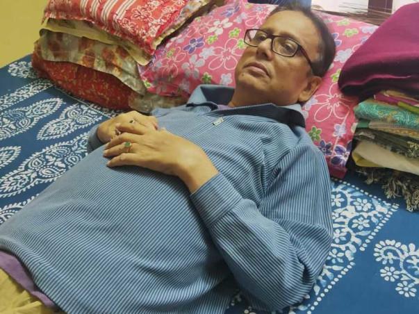 Support Debashish Bhattacharjee Fight Lung Cancer