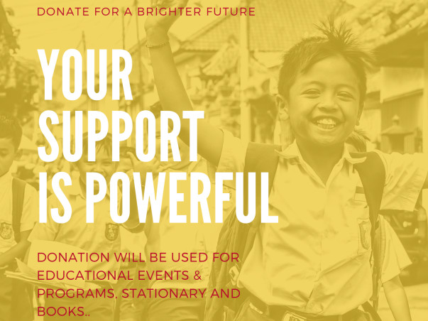 Helpchildren in poverty with livelihood and education