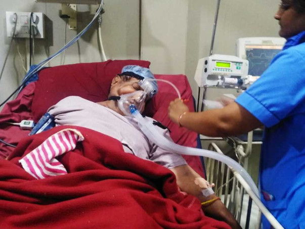 Support Srikanth Balakrishna Recover From Accident