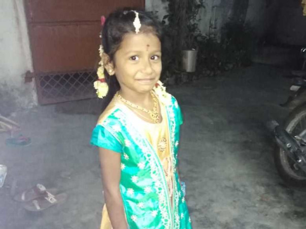 Help Kavyasri to Recover from Acute Febrile Illness