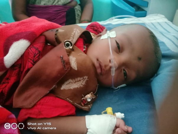 Dear everyone My son is suffering from high PNEUMONIA and pl help