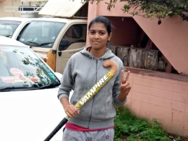 On Her Birthday, This District Level Hockey Player Is Fighting To Live