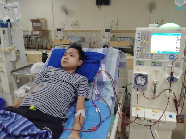 Help Rakesh Undergo Kidney and Pancreas Transplant