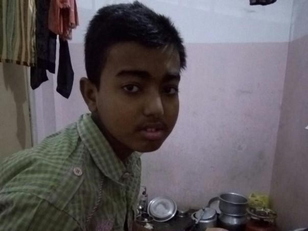 16 Years Old Satyajit Ghosh Needs Your Help Fight Acute Lymphoblastic Leukemia