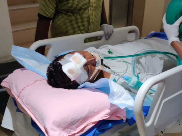 Support Chola Narayana Recover From Head Injury