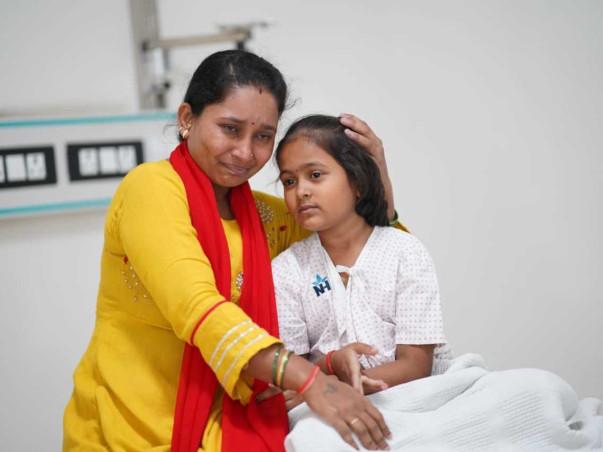 Help Tejaswini Undergo Stem Cell Transplant