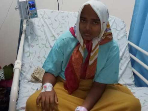 15 year old girl with single parent needs Your Help To Fight cancer