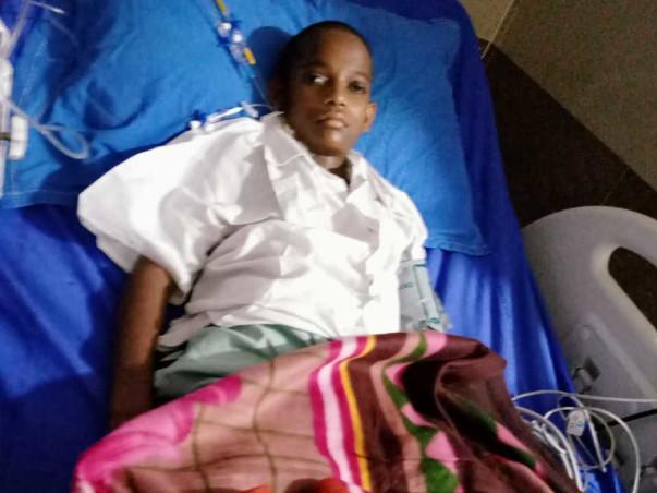 Please Help Akshith to fight bone marrow failure syndrome