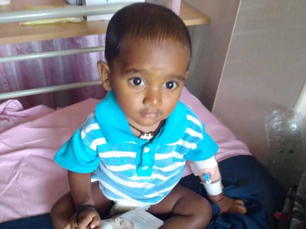 Help Bharotu Tarun Phanindra Fight Coronary Heart Disease