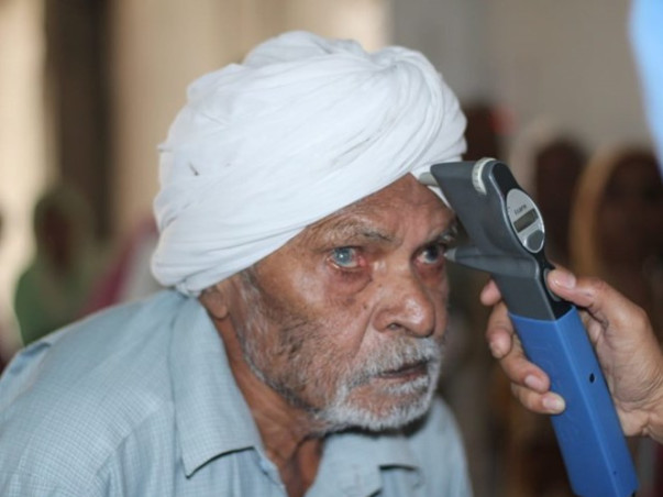 Sponsor a Eye Surgery to Poor People