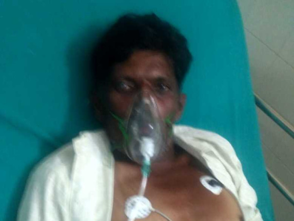 Help Ramesh Recover From Respiratory Failure
