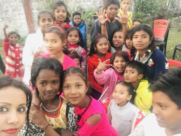 Help these children go to school #Street2School