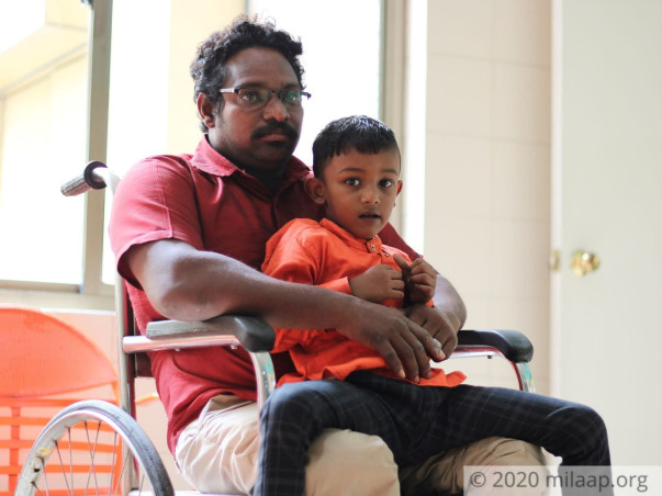 Support Jashvanth Recover From Hole In Heart