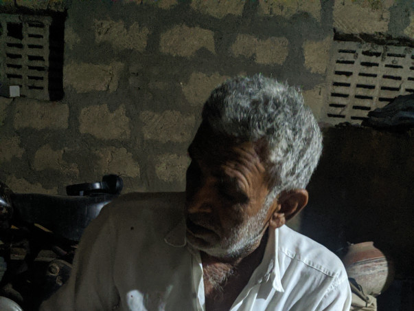 Fortunately, my father (a farmer) yet to commit suicide 2nd time