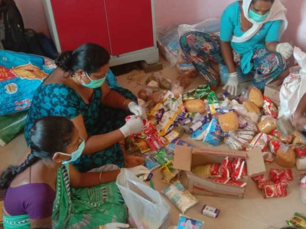 COVID 19 Livelihood Loss Support for Transgender Persons Thoothukudi