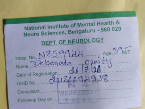 Help Debabrata Recover From Brain Hemorrhage