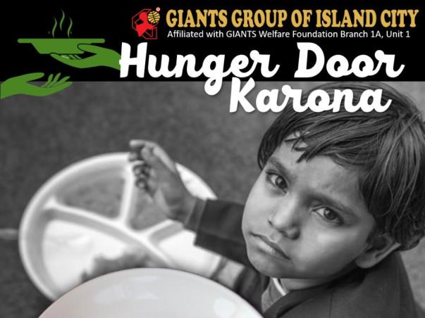 Hunger Door Karona