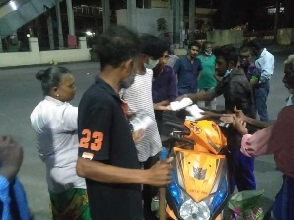 Help The Poor Of Tambaram In This Pandemic Situation