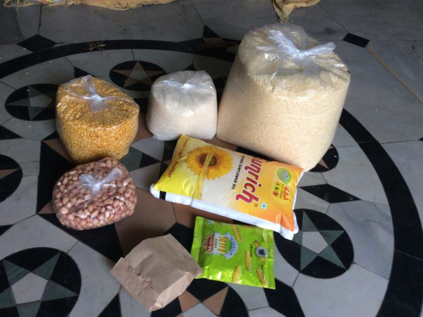 Help Us Feed The Poor During This COVID 19 Pandemic Period.