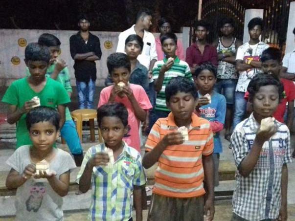 Help the needy children's