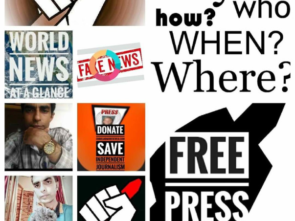 Crime and More World: Journalism For the Sake of Humanity