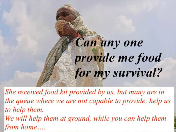 Fighting the HUNGER amidst COVID-19 Pandemic