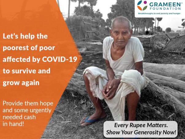 Re-Build Livelihoods for 6000 Families in Bihar – COVID-19