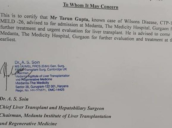 This 19 years old needs your urgent help to undergo liver transplant