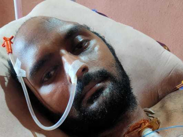 Support Asim Recover From Brain Haemorrhage