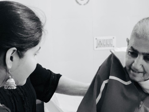 Help Saima set up Palliative Care Center in Delhi