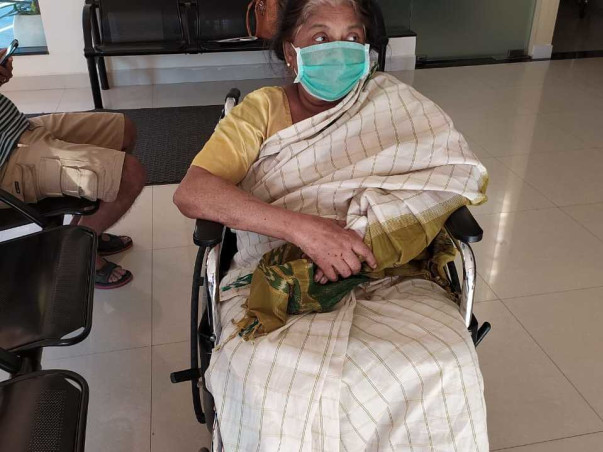 Help My Mother To Fight For Intestinal Disorder And Needed Surgery