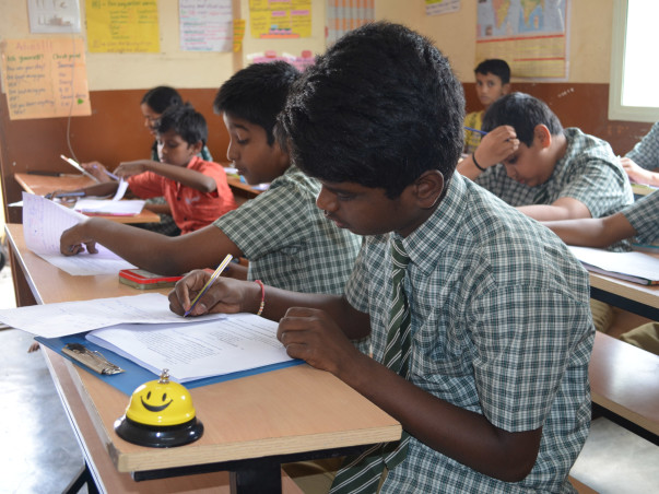 Svāvalambi - Help Students Become Self-Sufficient during this Pandemic