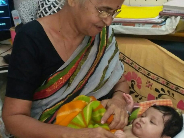 Help Mangaltai to look after and care for 110 HIV+ children