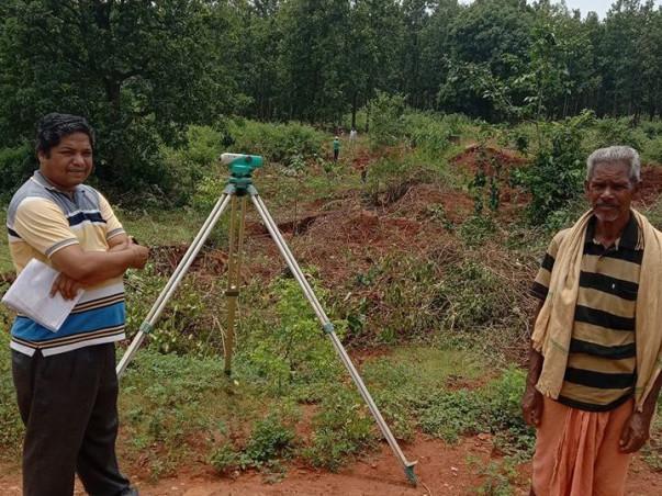 Support Daitari Naik for Planting trees.