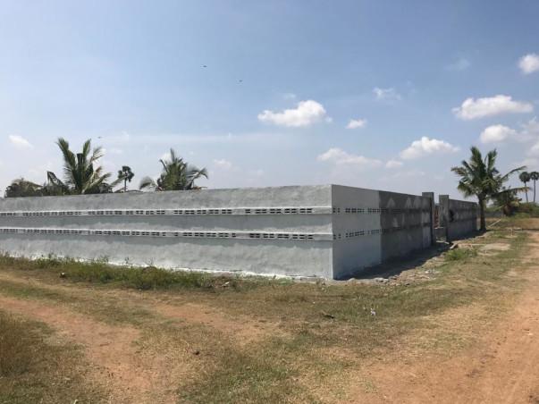 A Brick - A Wall - A Home - A Hope