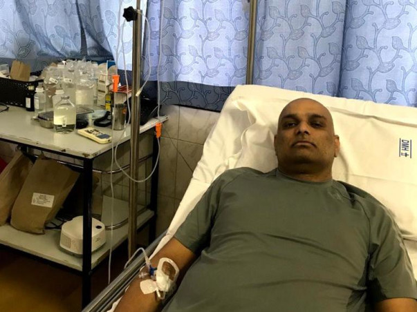 Help My Husband Recover From Blood Cancer