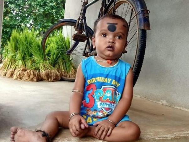Donate Rudra for his Heart Treatment & Medicine..