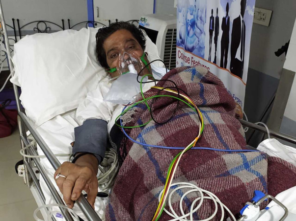 Support Brajsunder Prabhus Father Critical Health Situation