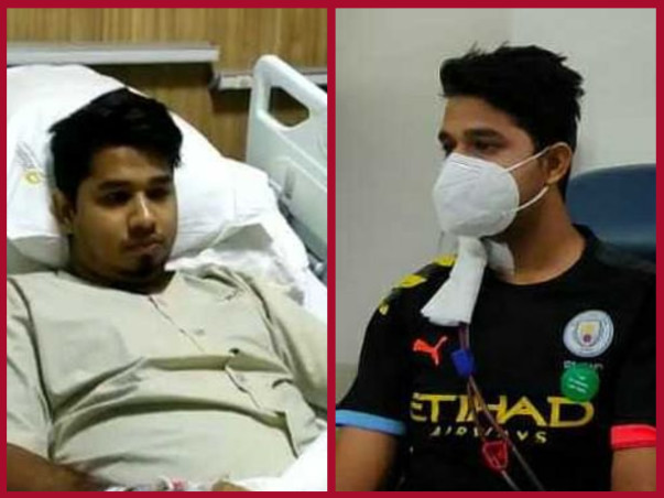 24 Years Old Tabish Gani Mulla Needs Your Help Fight Liver & Kidney Transplant