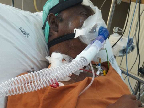 Urgent Need Of Fund For My Father Dialysis & Heart Stroke Treatment.