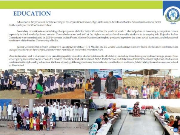 Help Us Educate Orphans In Madhya Pradesh