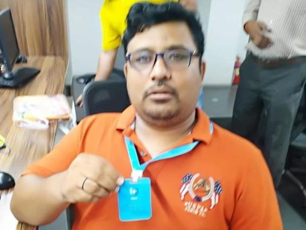 Help Covid-19 victim Yogesh Kumar's family